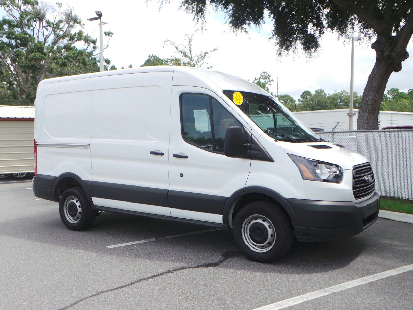 Pre Owned 2018 Ford Transit Van XLT Mini van Cargo in Jacksonville