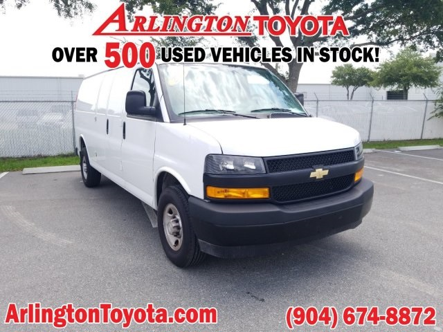 Pre-Owned 2020 Chevrolet Express 2500 Work Van