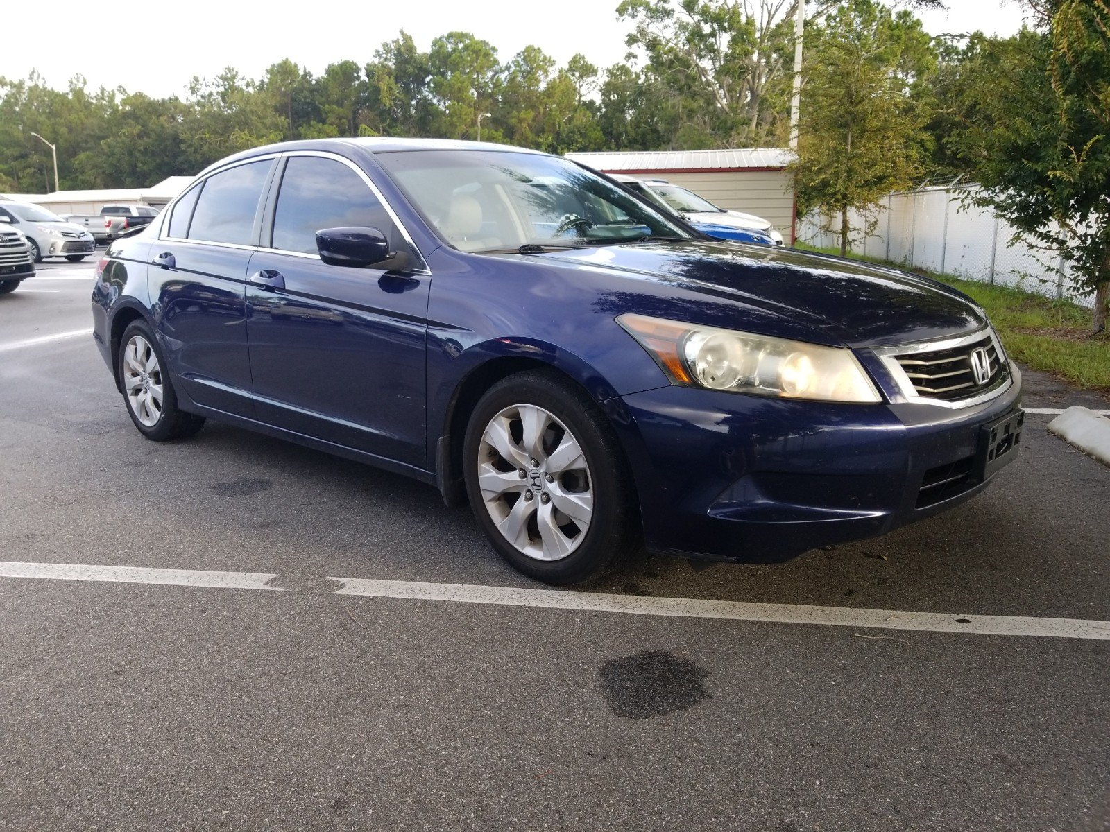 Pre Owned 2010 Honda Accord Sdn EX L
