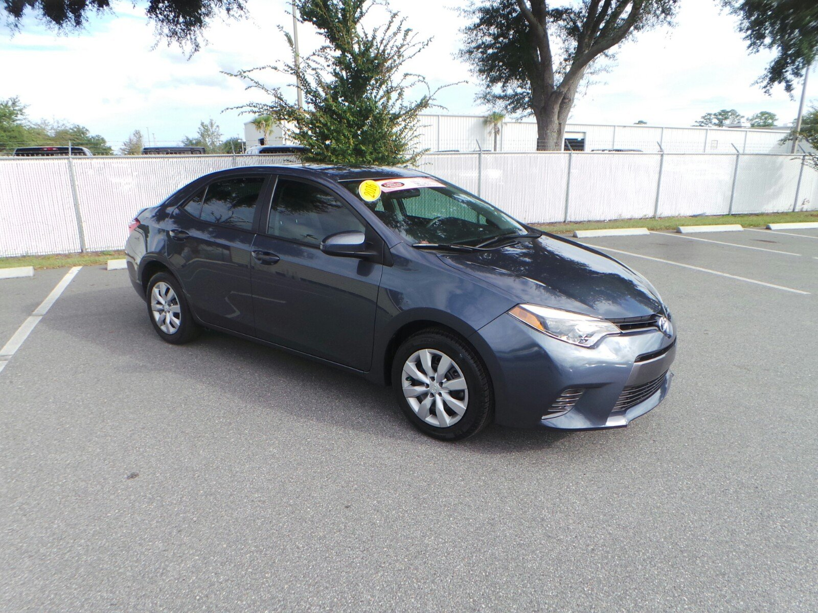 Certified Pre Owned 2016 Toyota Corolla LE 4dr Car in Jacksonville