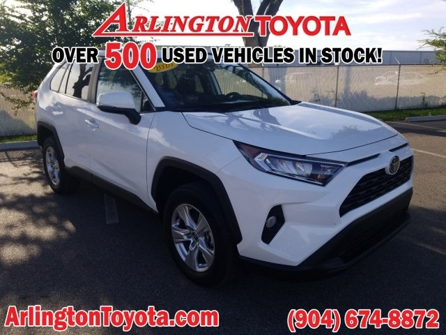 Pre-Owned 2020 Toyota RAV4 XLE AWD 4D Sport Utility