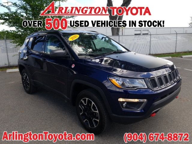 Pre-Owned 2020 Jeep Compass Trailhawk