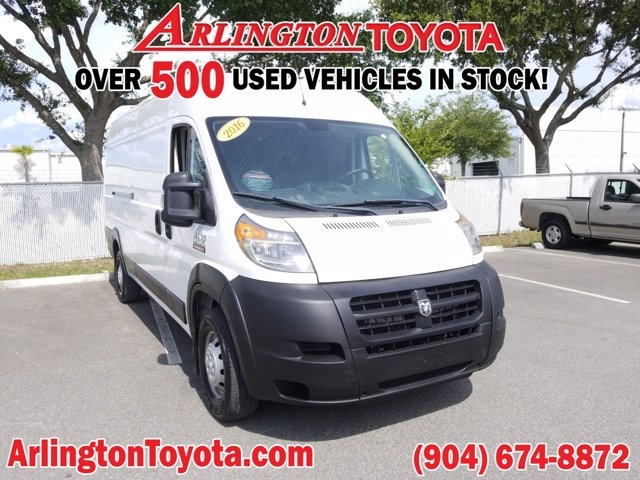 Pre-Owned 2016 Ram ProMaster 3500 High Roof