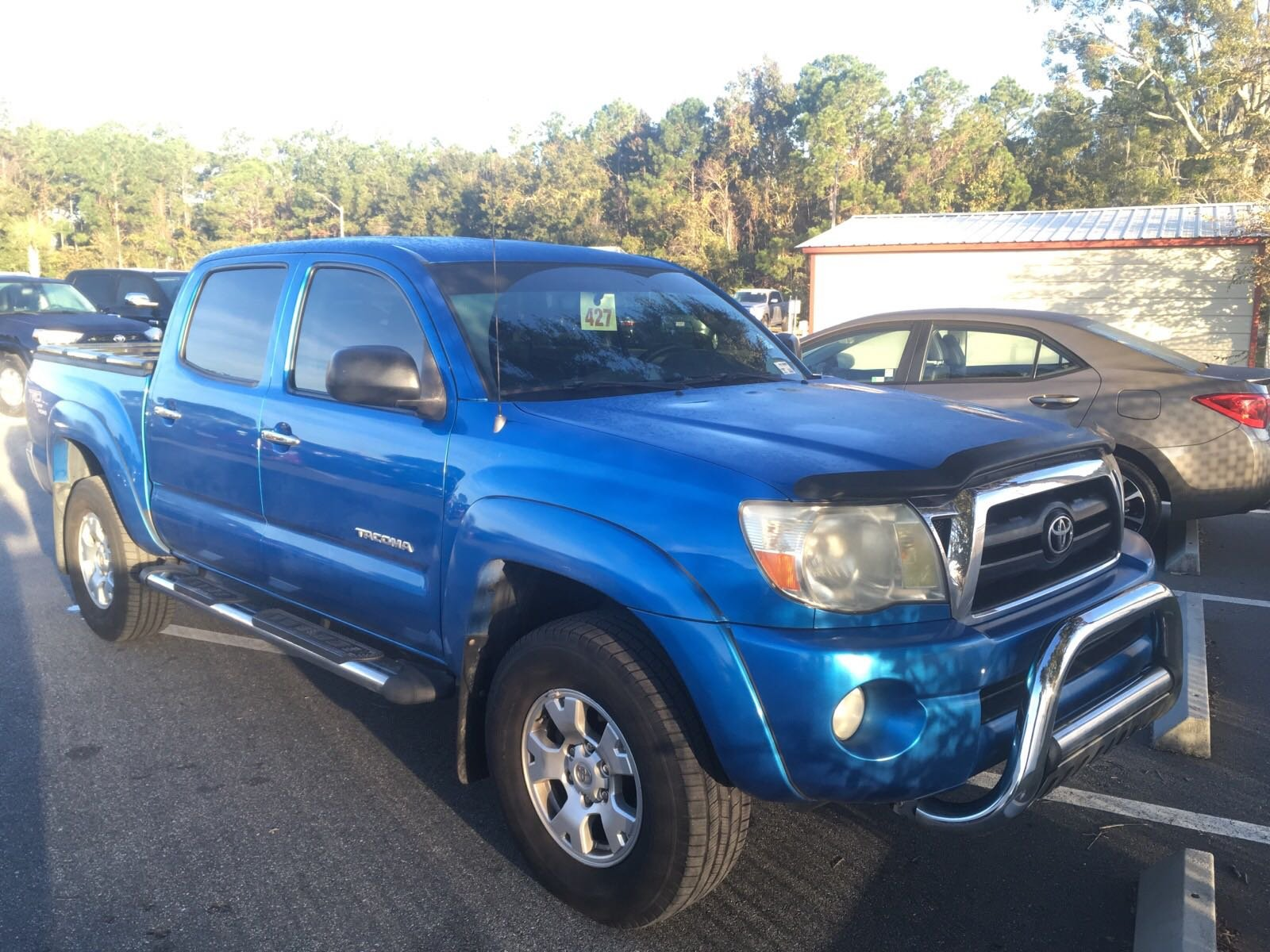Pre Owned 2008 Toyota Ta a Double Cab in Jacksonville A