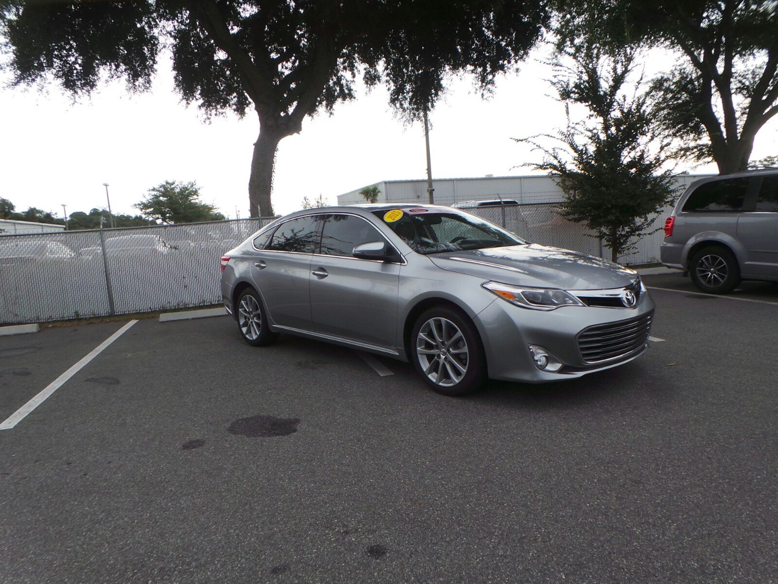 Certified Pre-Owned 2015 Toyota Avalon TRG With Navigation
