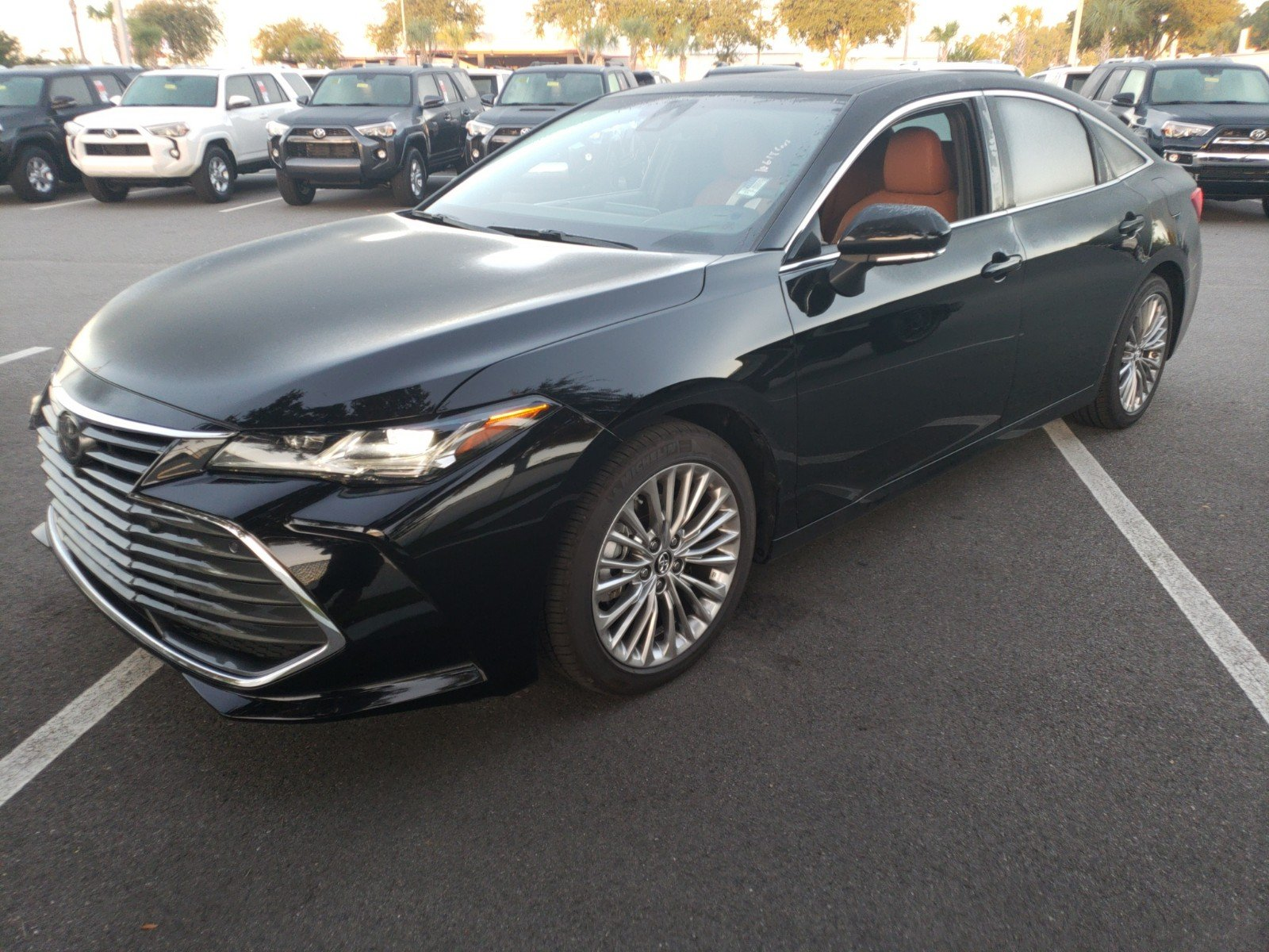 Certified Pre Owned 2019 Toyota Avalon Ltd 4dr Car In Jacksonville 2001 Fuel Filter Location