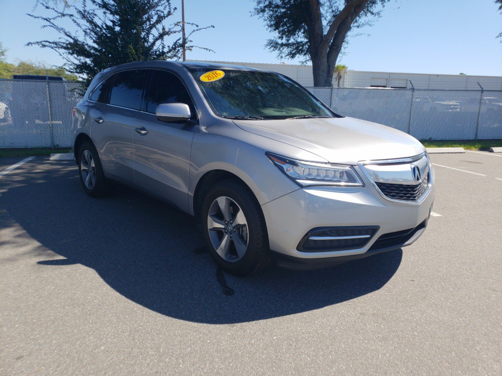 PreOwned Acura MDX L Sport Utility In Jacksonville A - Acura mdx pre owned