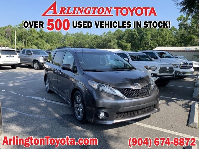 Pre-Owned 2012 Toyota Sienna SE