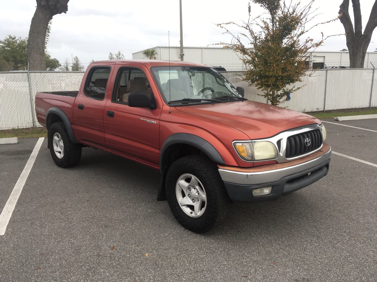 Pre-Owned 2003 Toyota Tacoma