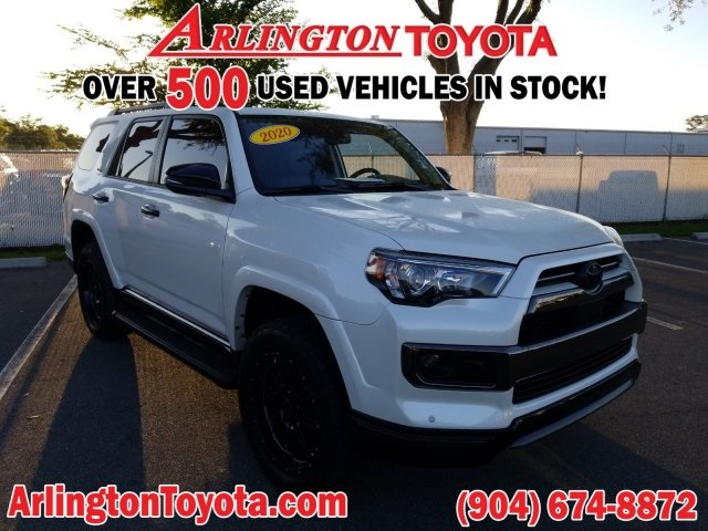 Pre-Owned 2020 Toyota 4Runner Nightshade