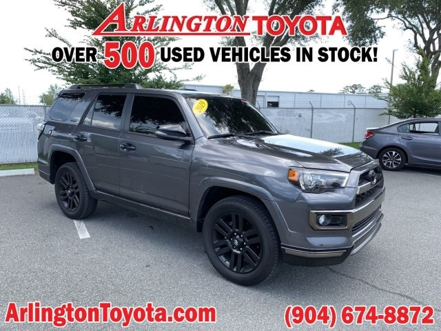 Pre-Owned 2019 Toyota 4Runner Limited Nightshade