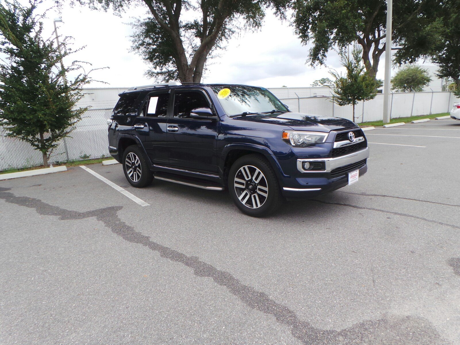 Pre-Owned 2016 Toyota 4Runner Limited With Navigation