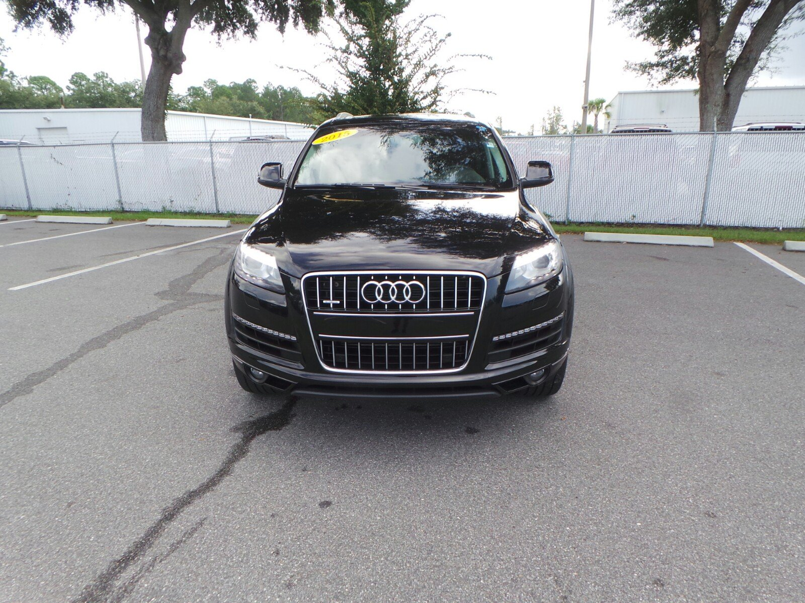Pre Owned 2015 Audi Q7 30t Premium Sport Utility In Jacksonville Trailer Wiring Harness Installation Chevrolet Sonic Video
