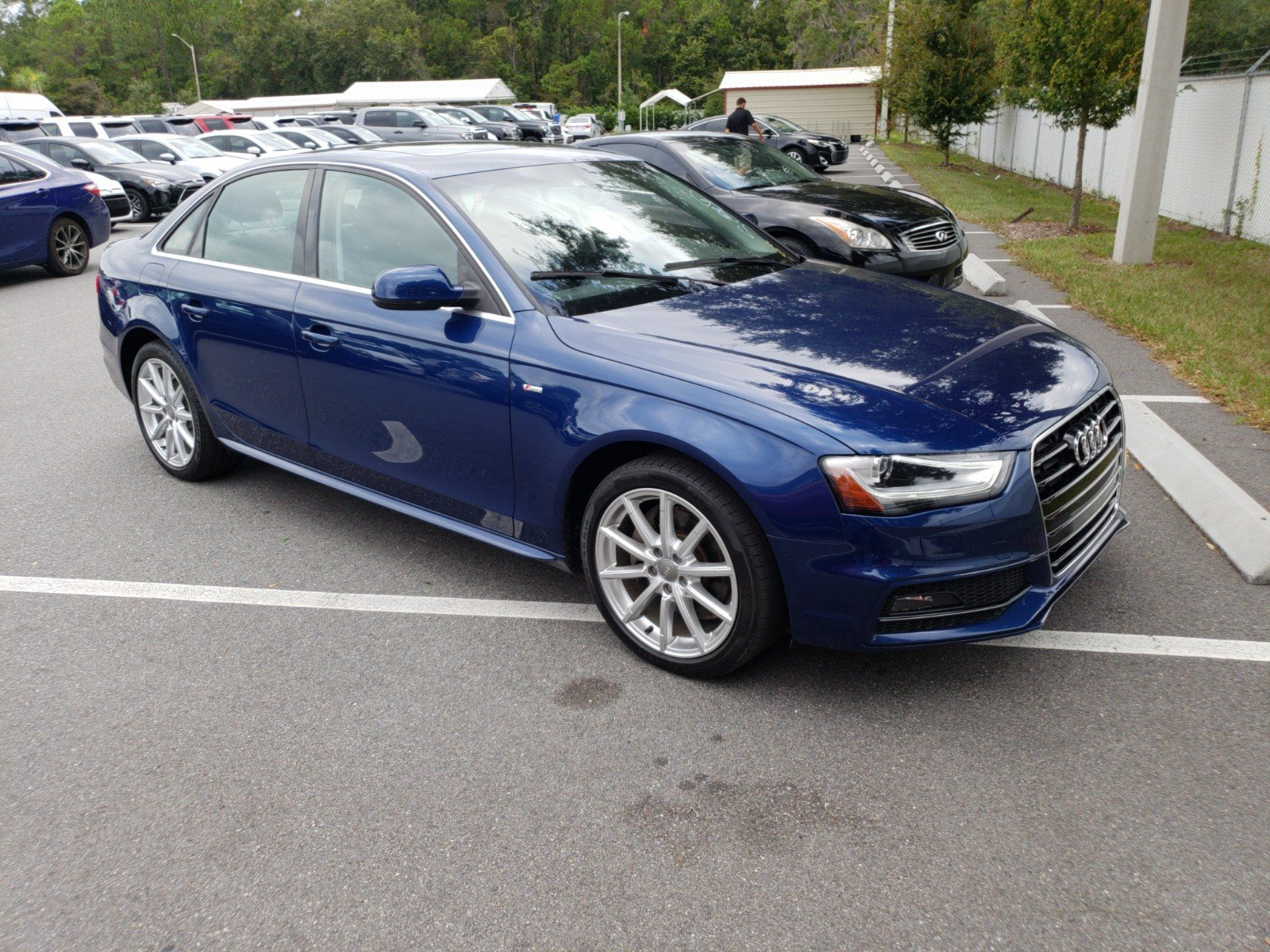 PreOwned Audi A Premium Dr Car In Jacksonville TYS - Audi a4 maintenance schedule