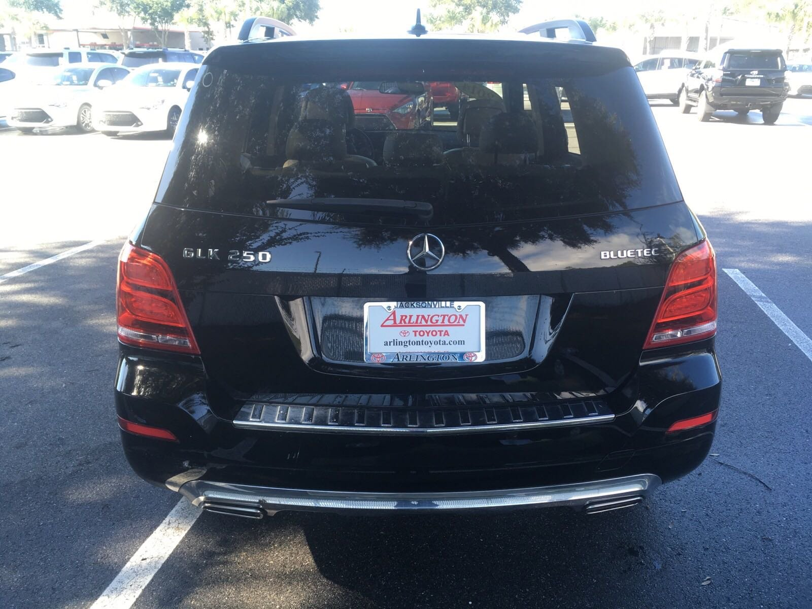 Pre Owned 2014 Mercedes Benz GLK Sport Utility in Jacksonville