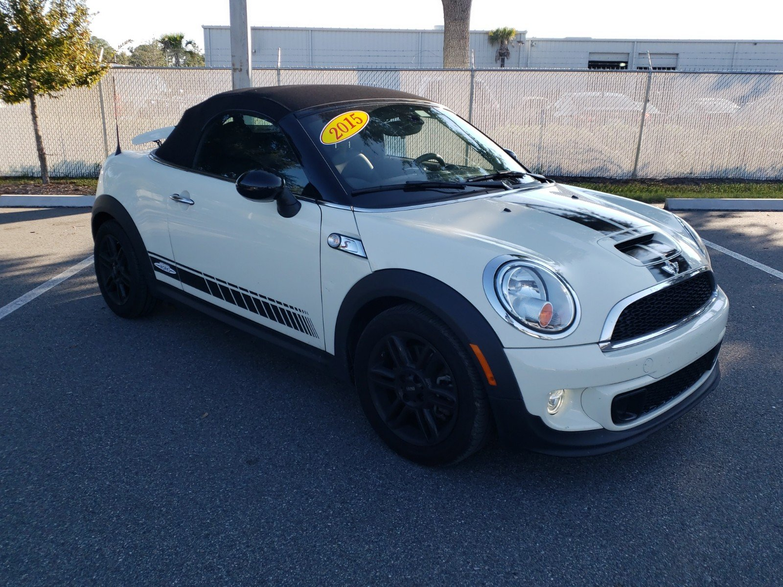 Pre Owned 2017 Mini Cooper Roadster S
