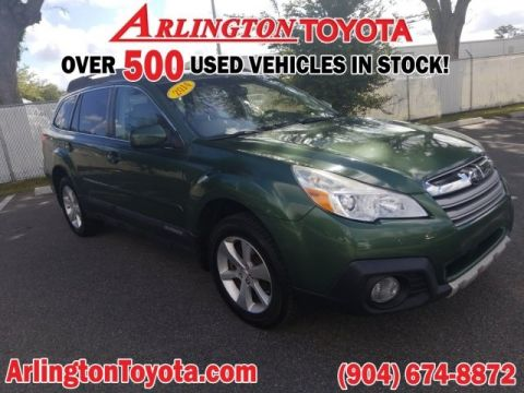 Pre-Owned 2014 Subaru Outback 3.6R