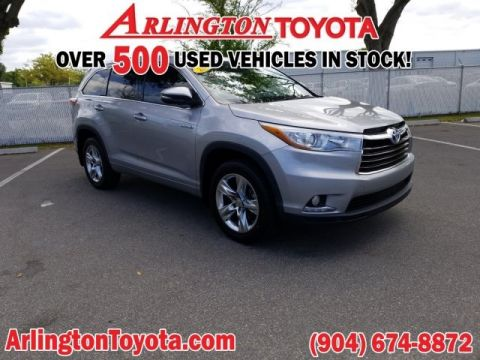 Pre-Owned 2015 Toyota Highlander Hybrid Limited