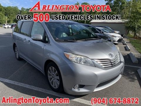Pre-Owned 2013 Toyota Sienna Limited