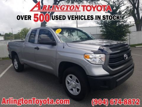 Pre-Owned 2014 Toyota Tundra SR