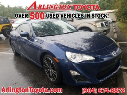 Pre-Owned 2015 Scion FR-S Base