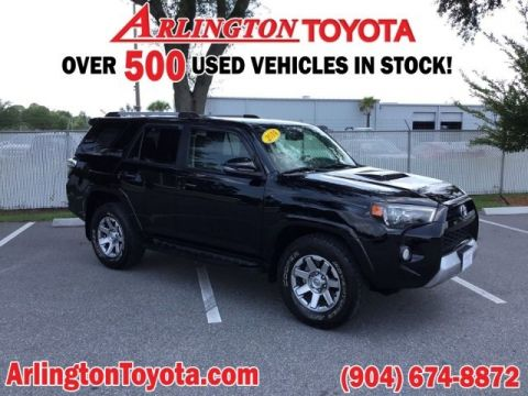 Pre-Owned 2014 Toyota 4Runner Trail Premium
