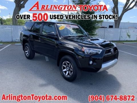 Certified Pre-Owned 2019 Toyota 4Runner CUS